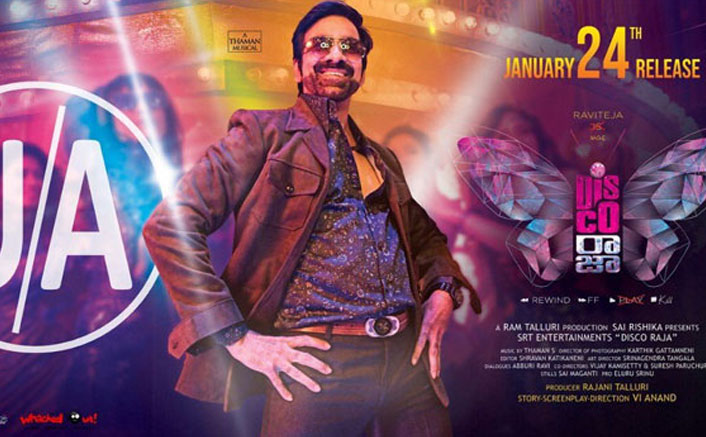 Disco Raja Movie Review: Ravi Teja Starrer promises you stars as it begins, settles for mere LED lights by the end