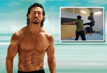 Do not miss! Tiger Shroff's flawless Helicopter Kick is a must watch on the internet today