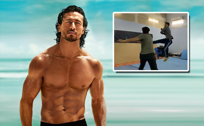 Baaghi 3: Tiger Shroff's Helicopter Kick Will Make Your Day, Watch Video