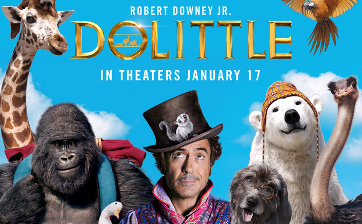 Dolittle Movie Review: Robert Downey Jr. Brings In The Nostalgia With A Refreshing Change