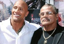 Dwayne Johnson shares cause of father's sudden death