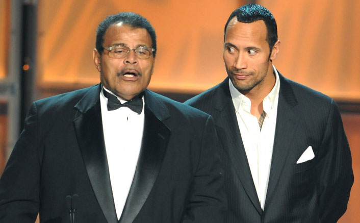 Dwayne Johnson's Father Rocky Johnson Passes Away At The Age Of 75