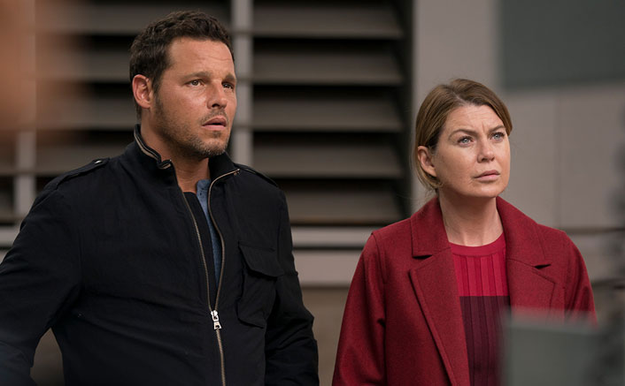 Ellen Pompeo on Justin Chambers' exit from 'Grey's Anatomy'