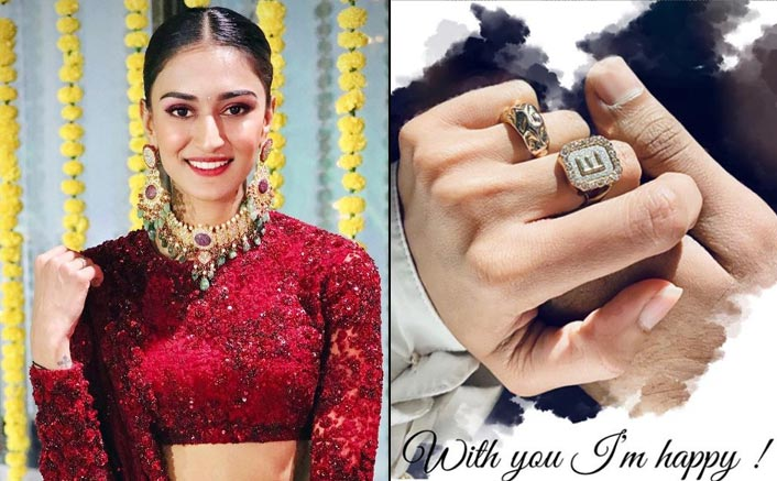 """Erica Fernandes CONFIRMS Being In A Relationship, Tells Her Beau: """"With You, I'm Happy"""""""