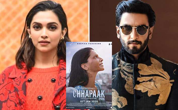 EXCLUSIVE! Deepika Padukone On What If Ranveer Singh Played Vikrant Massey's Role In Chhapaak