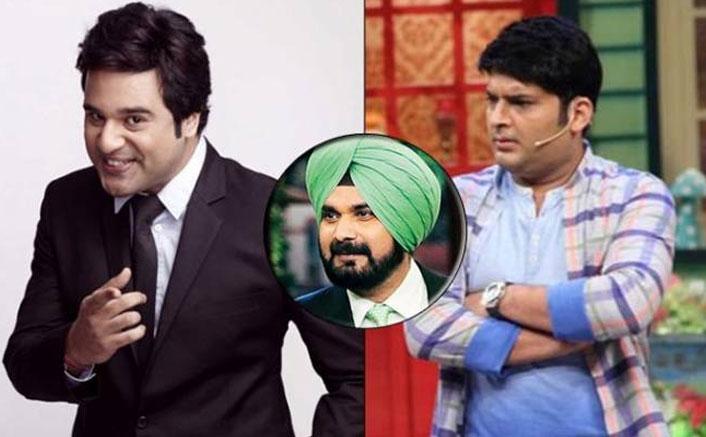 EXCLUSIVE! Krushna Abhishek On Navjot Singh Sidhu's Return On The Kapil Sharma Show