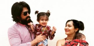 Family Goals: KGF Star Yash's Wife Radhika Pandit Shares An Adorable Picture With Their Little Ones