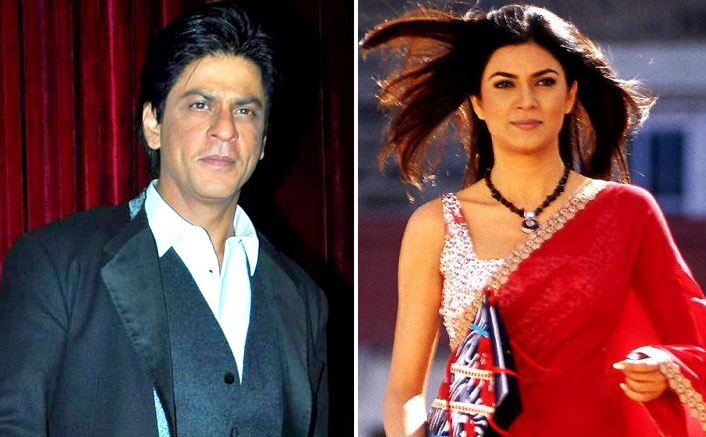 Fan Asks Shah Rukh Khan For Help With Chemistry, King Rebounds With A Witty Reply Which Has 'Sushmita Sen' Connection To It