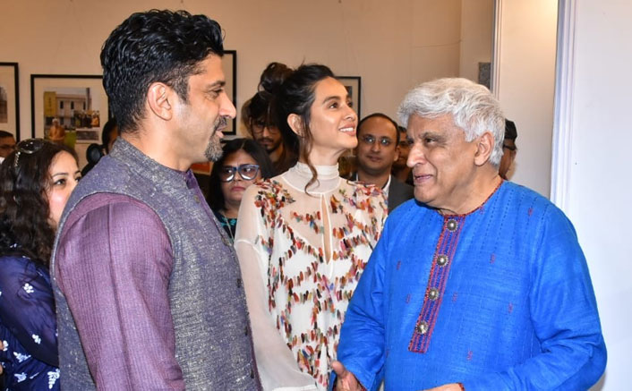 "Farhan Akhtar On Javed Akhtar's 75th Birthday: ""I Couldn't Have Asked For A Better Person To Be My Father"""