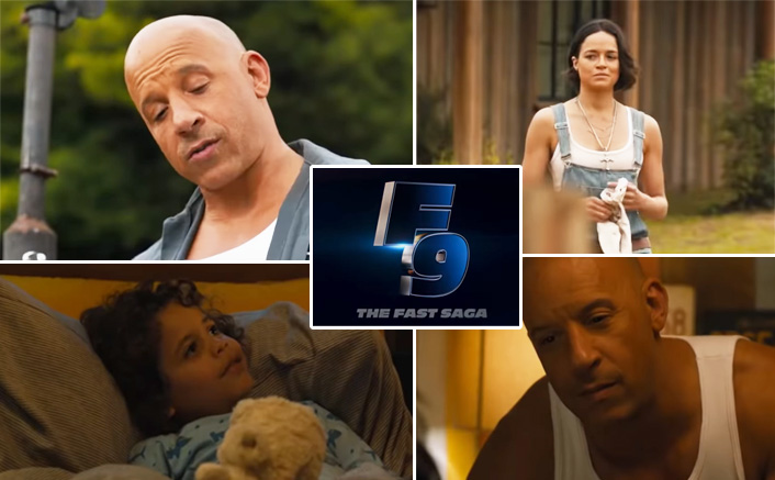 Fast & Furious 9 Teaser Trailer OUT! Vin Diesel Races To Be The Best Father Ever