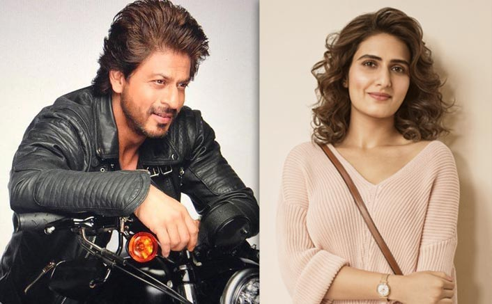 Fatima Sana Sheikh Opens Up About Working With Shah Rukh Khan In Salute