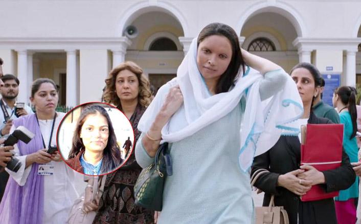 Films like 'Chhapaak' inspire acid victims to live again: Soni