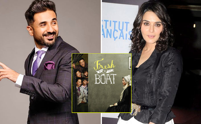 Fresh Off The Boat's Episode Featuring Vir Das & Preity Zinta To Premiere On January 24!