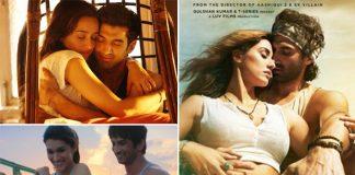 From Aditya Roy Kapur-Disha Patani To Sushant Singh Rajput-Kriti Sanon, Iconic Underwater Kisses Of All Time!