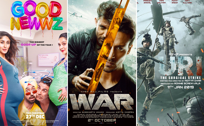 From Good Newwz To War, Here's A List Of Top Bollywood Grossers Of 2019 In Overseas