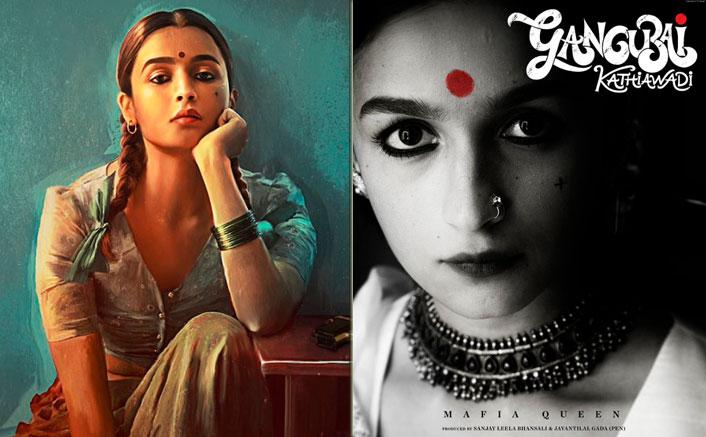 Gangubai Kathiawadi FIRST Look: Alia Bhatt's Combo Of Fierceness & Innocence Has Blockbuster Written All Over
