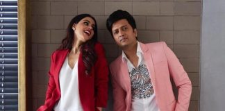 Genelia, Riteish celebrate 17 years of togetherness