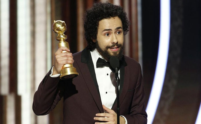 Golden Globes 2020: Ramy Youssef takes home first award