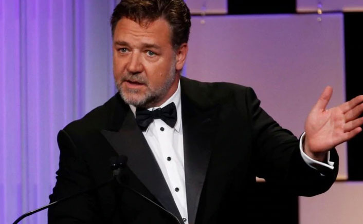 Golden Globes 2020: Russell Crowe sends out message on climate change