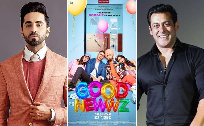Good Newwz Box Office: Knocks Down Ayushmann Khurrana-Salman Khan's 2 Films Each & 6 Other Biggies!