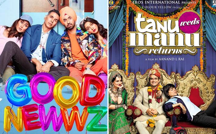 Good Newwz Box Office (Worldwide): BEATS Kangana Ranaut's Tanu Weds Manu Returns!