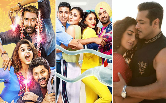 Good Newwz Box Office (Worldwide): Gets Closer To Golmaal Again & Overseas Mark Of Salman Khan's Bharat