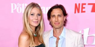 Gwyneth Paltrow's husband helped her through drug trip