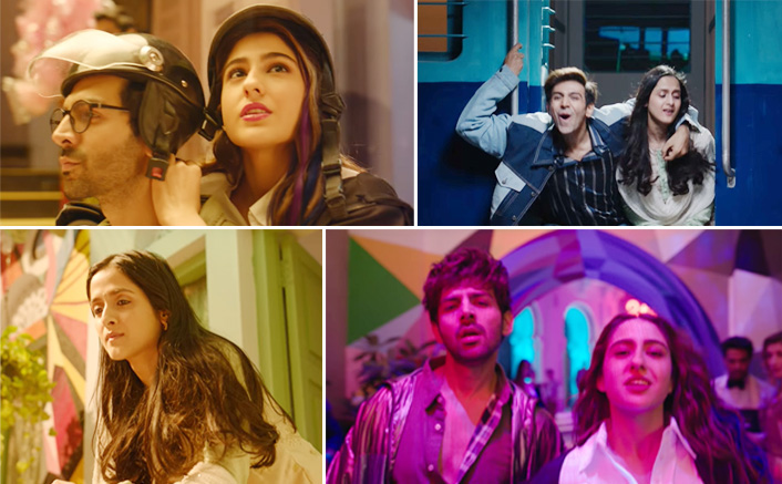 Haan Mai Galat From Love Aaj Kal! Sara Ali Khan & Kartik Aaryan Give A Groovy Twist To Saif Ali Khan's
