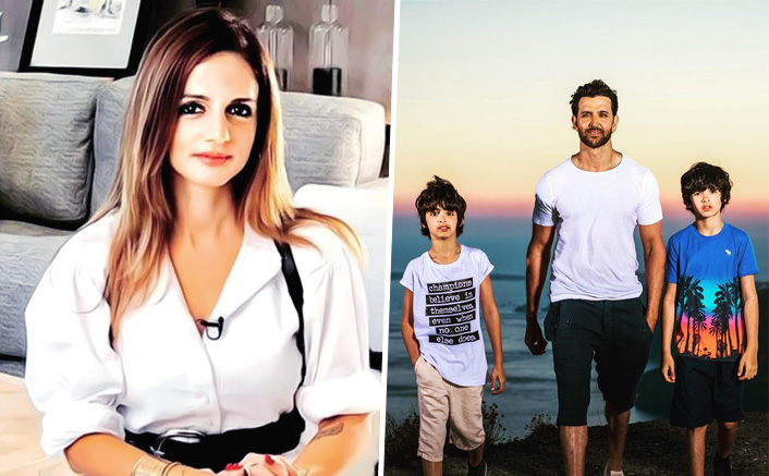 WHOA! Hrithik Roshan & Sussanne Khan Move In Together Amid COVID-19 Lockdown!