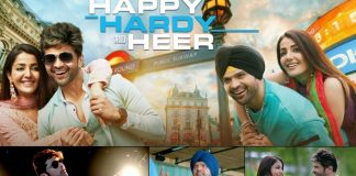 Happy Hardy And Heer Trailer