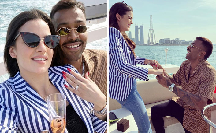 Hardik Pandya-Natasa Stankovic Engaged: Auspicious Occasion Turns Into Hilarious Memes Feast On Twitter