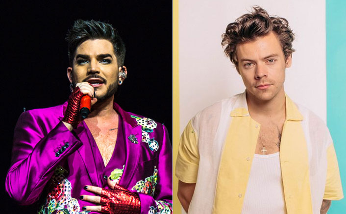 Harry Styles inspires Adam Lambert a lot