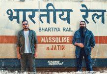MassQline and Jatin's Rap Called 'Bhartiya Rail' On India's Unity Out!