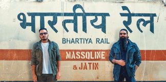 MassQline and Jatin's Rap Called 'Bhartiya Rail' On India's Unity Out!