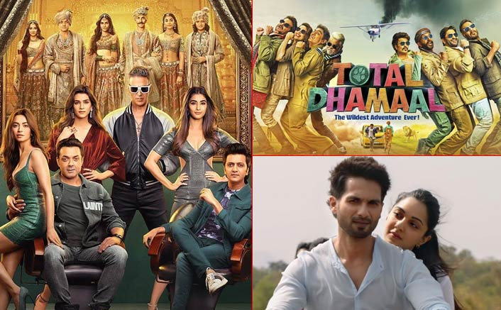Housefull 4 Hits The Bullseye On Its Television Premiere! Grabs 1st Spot By Beating Total Dhamaal, Kabir Singh & Others