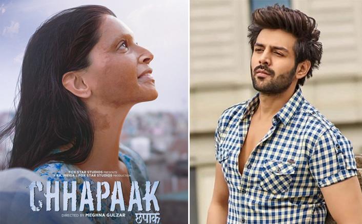 Kartik Aaryan Is In Love With Deepika Padukone's Performance In Chhapaak, Calls It His Favourite Of 2020