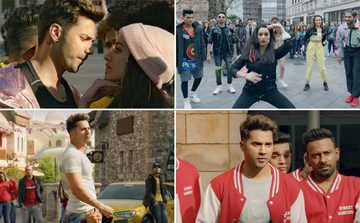 Illegal Weapon 2.0 From Street Dancer 3D Is Out! Varun Dhawan & Shraddha Kapoor Take Their Crazy Dance Battle To The Streets
