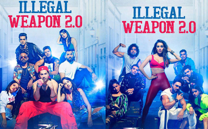 Illegal Weapon 2.0 Song Teaser From Street Dancer 3D Out: Shraddha Kapoor Challenges Varun Dhawan & Things Get Hotter