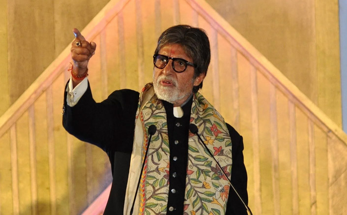 Is Amitabh Bachchan's Cryptic Tweet A Response To JNU Violence?