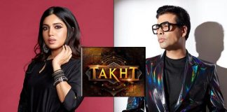 'It is a dream come true for me!' : Bhumi Pednekar is overwhelmed that she will be a part of Karan Johar's directorial Takht