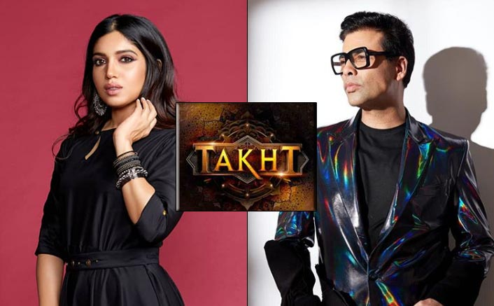 "Bhumi Pednekar On Working With Karan Johar In Takht: ""Looking Forward To Surrendering To My Director"""