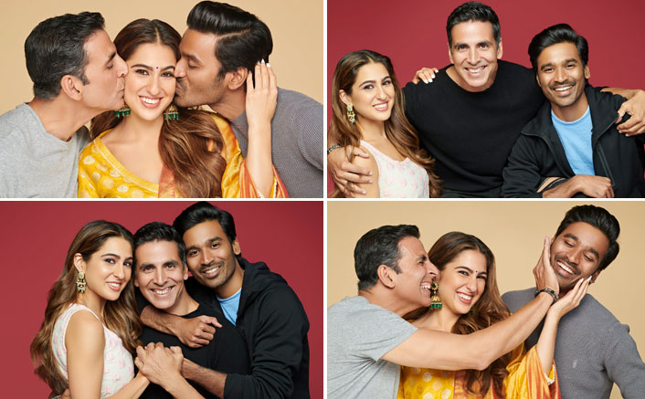 It's OFFICIAL! Akshay Kumar, Sara Ali Khan & Dhanush To Star In Aanand L Rai's 'Atrangi Re'
