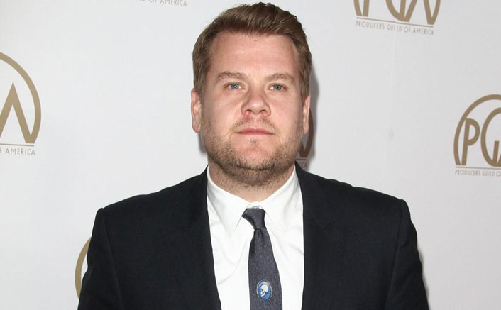 "James Corden On Wearing Spanx Under Suits: ""I'm Making A Sacrifice Wearing These"""