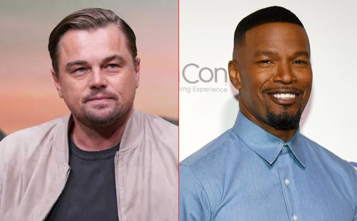 "Jamie Foxx Parties Like Leonardo DiCaprio: ""Every Night, I'm Like Him"""
