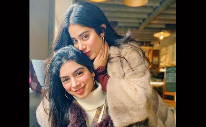 Janhvi Kapoor Reveals The One Advice She Gave Khushi KapoorFor Her Acting Debut