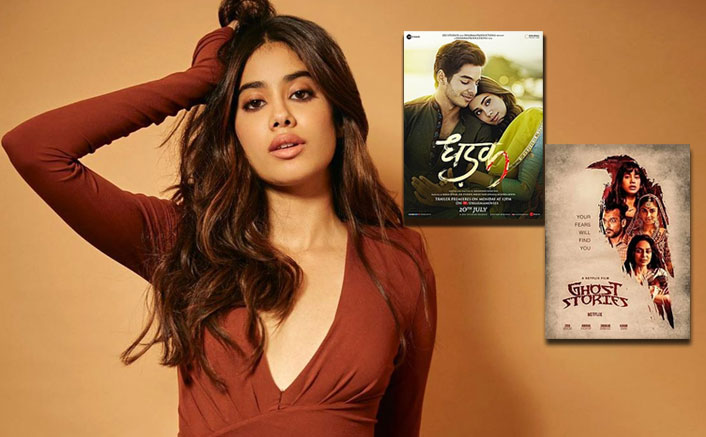 Janhvi Kapoor showcases a different side of hers in Ghost Stories after Dhadak