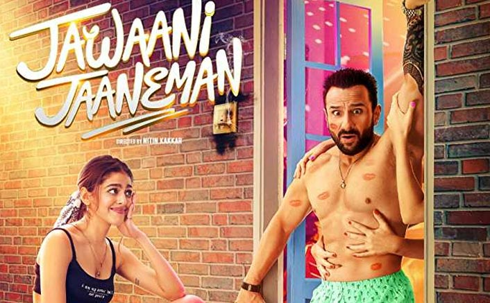 Jawaani Jaaneman Box Office Review: 'Saif' Ali Khan Finally Has A Solo 'Safe' Film Theatrically