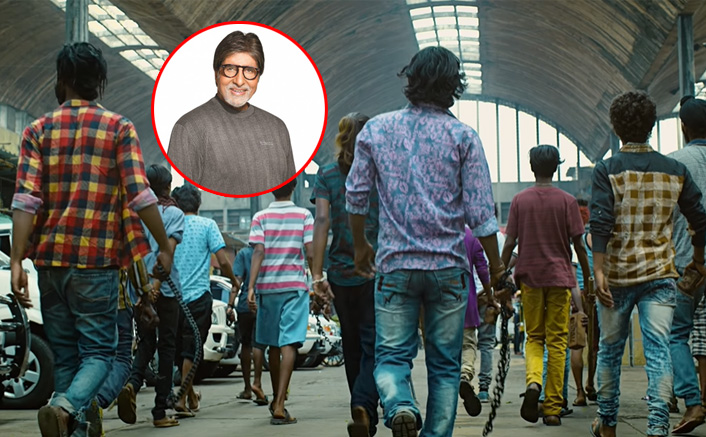 Jhund Teaser: Amitabh Bachchan's Voice Over & Ajay-Atul's Crescendoing Music Is Enough To Grab Our Attention