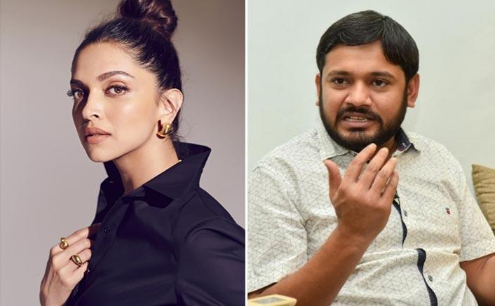 JNU Row: KanhaiyaKumar Questions Deepika Padukone's Sudden Change From Patriot To Traitor!