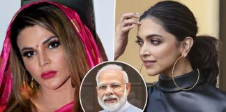 JNU Violence: Rakhi Sawant Supports Narendra Modi's Bill, Bashes Deepika Padukone For Her Stand Against The Prime Minister